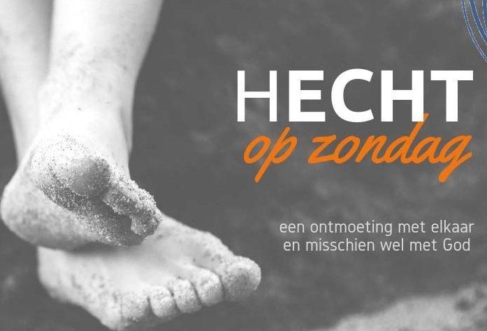 HECHT op Zondag - maandelijkse ontmoeting Leidschenveen Ypenburg